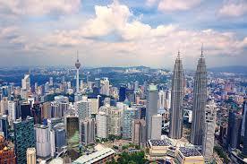 Kuala Lumpur , Malaysia, Daytime View